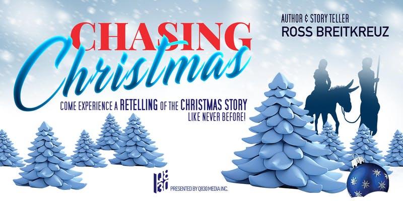 Chasing Christmas Brochure