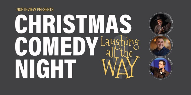 Christmas Comedy Night Speakers