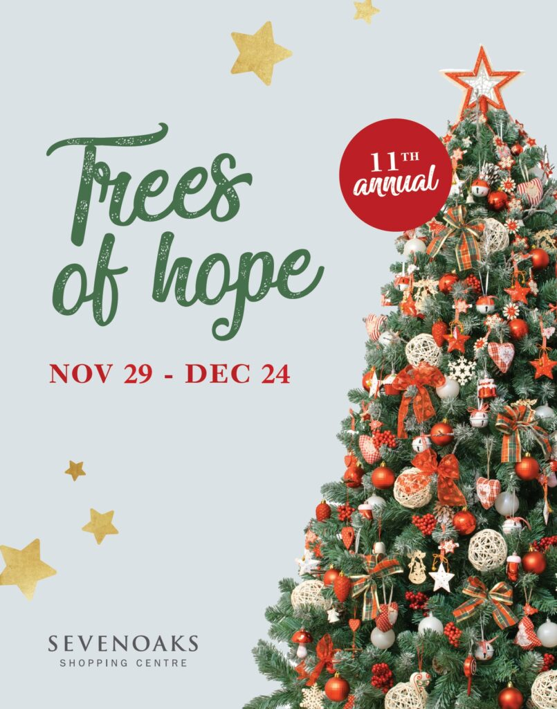Trees of Hope Brochure