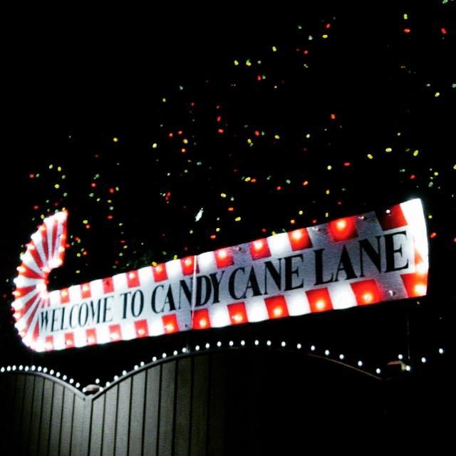 Candy Cane Land
