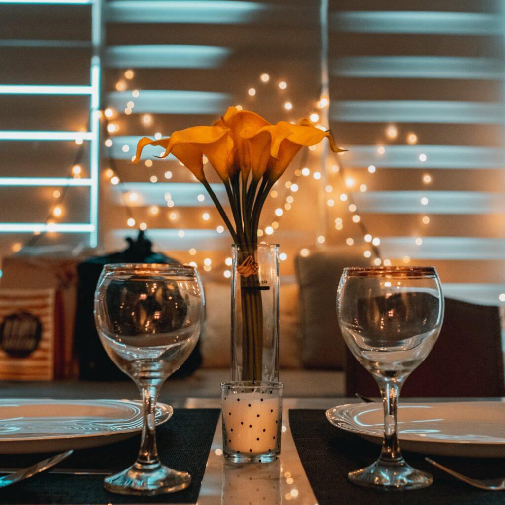 Fancy dining
