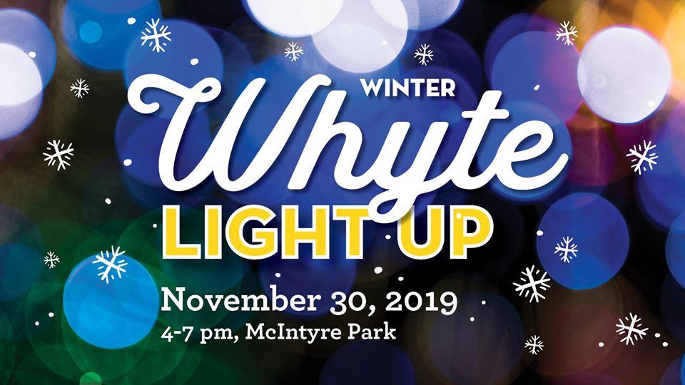 Winter Whyte Light Up