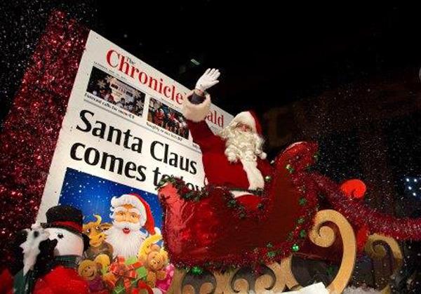 Christmas Run with Santa