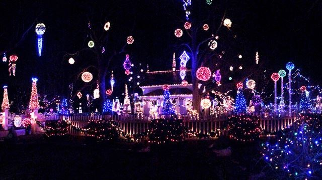 Christmas Displays in Niagara