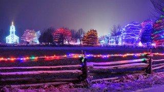 Alight at Night Christmas Lights Ottawa