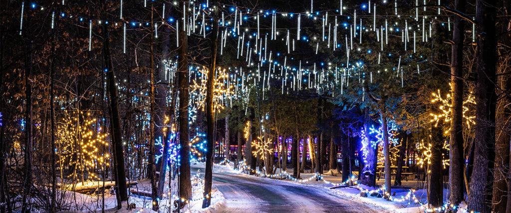 Magical Lights Drive Through