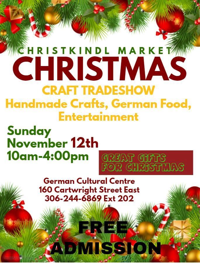 Christkindl Market Brochure
