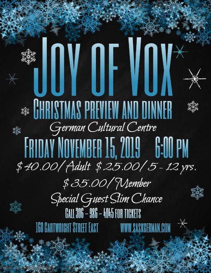 Joy of Vox