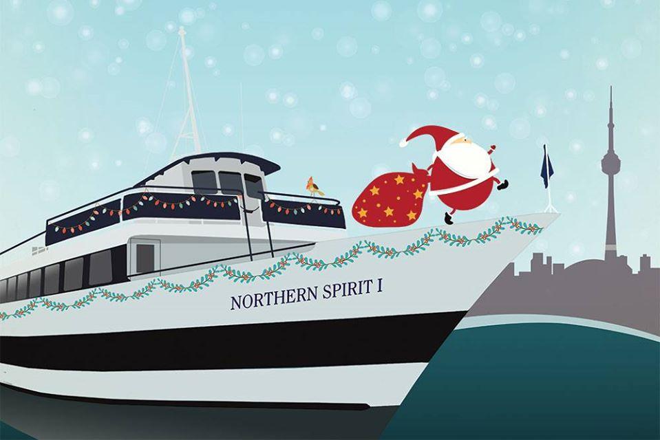 Santa Brunch Cruise
