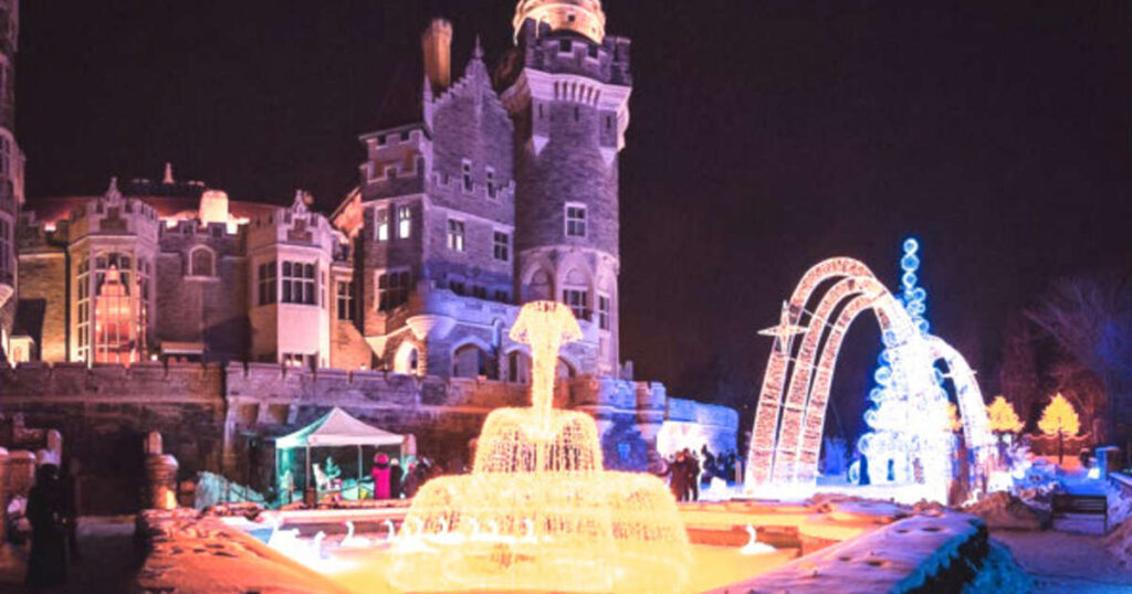 Christmas at Castle
