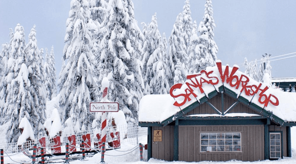 Santa's Workshop Grouse Mountain